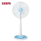 ◤A級福利品‧數量有限◢【SAMPO 聲寶】16吋 3段速機械式電風扇 SK-FQ16