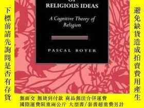 二手書博民逛書店The罕見Naturalness Of Religious IdeasY255562 Pascal Boyer