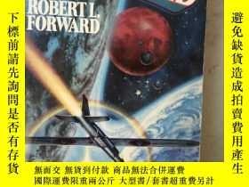 二手書博民逛書店罕見ROBERTL. FORWARD (英文原版)Y7353 ROCHEWORLD 看圖 出版1993