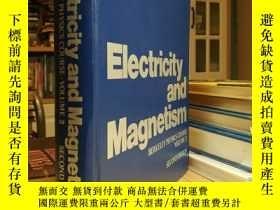 二手書博民逛書店伯克利物理第二本罕見電磁學 Electricity and Ma