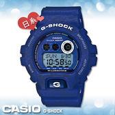 CASIO 卡西歐 手錶專賣店 GD-X6900HT-2 JF G-SHOCK 藍 電子錶 日本版 橡膠錶帶 閃動響報 耐衝擊構造