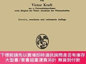二手書博民逛書店Der罕見Wiener KreisY255174 Victor Kraft Springer 出版2013