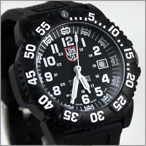 【萬年鐘錶】LUMINOX 雷明時 海豹系列 LM-A3051