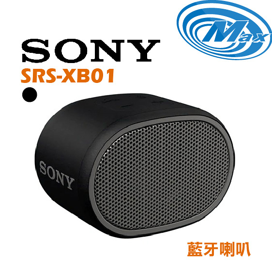 【麥士音響】SONY 索尼 SRS-XB01 藍牙喇叭 XB01 6色