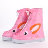 兒童雨鞋套下雨天防滑小學生加厚耐磨男女童寶寶小孩防雨防水鞋套 琉璃美衣