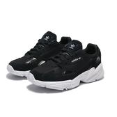 ADIDAS ORIGINALS FALCON 黑白 厚底 老爹鞋 休閒鞋 女(布魯克林) B28129