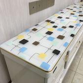膠墊膠皮臺布PVC防水鞋柜床頭柜餐桌墊茶幾墊水晶板電視柜桌布