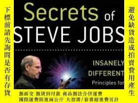 二手書博民逛書店罕見ye-9780071748759-The Innovation Secrets of Steve Jobs