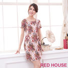 RED HOUSE-蕾赫斯-田園花朵蝴蝶...