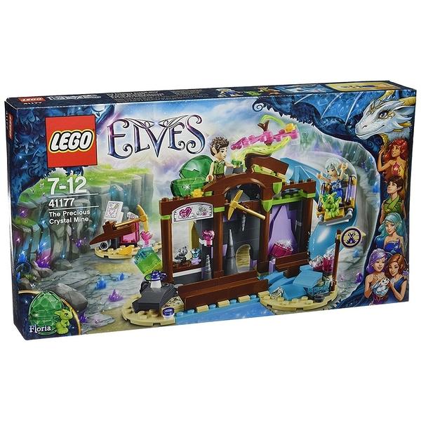 LEGO 樂高 ELVES精靈系列 The Precious Crystal Mine 41177
