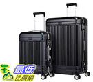 [COSCO代購] W128471 Eminent PC+鋁合金細框 20+28吋 行李箱組