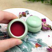 裸妝{胭脂}鮮花古法制作 口脂唇彩腮紅唇膏孕婦可用口紅·花漾美衣
