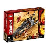 70672【LEGO 樂高積木】旋風忍者系列 Ninjago -阿剛的越野摩托車