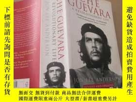 二手書博民逛書店CHE罕見GUEVARA A REVOLUTIONARY LIF