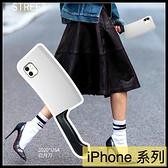 【萌萌噠】iPhone11 Pro XR Xs Max 7 8 plus SE2 創意個性網紅同款 惡搞菜刀造型保護殼 全包軟殼 手機殼