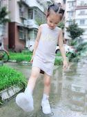 兒童雨鞋女童透明雨靴防滑寶寶水鞋幼兒園男童中大童學生防水鞋套