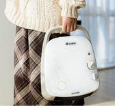 暖風機 艾美特取暖器家用暖風機小型節能臥室浴室嬰兒電暖氣壁掛式電暖器 igo 二度3C