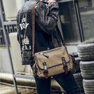 【5折超值價】經典日系復古街頭風格百搭側背包斜背包