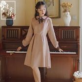 漢服唐裝民國風復古女裝現代改良洋裝少女唐裝女中國風秋裝女 【聖誕狂歡購】