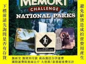 二手書博民逛書店Memory罕見Challenge: National Park