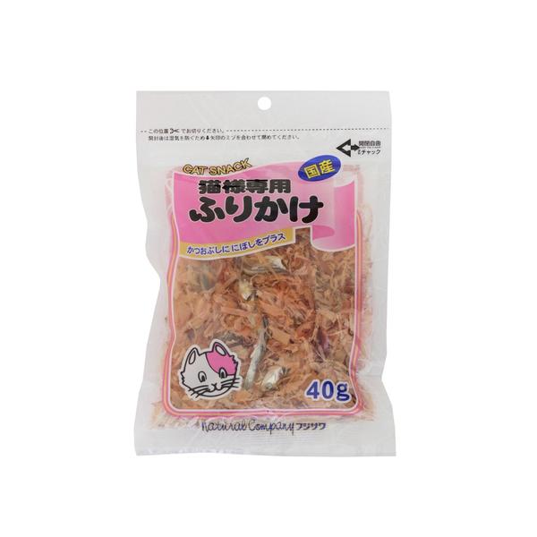 寵物家族-藤沢 貓咪撒片 鰹魚片 40g