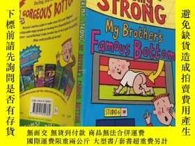 二手書博民逛書店My罕見brothers famous bottom: 我的兄弟有名的屁股Y200392