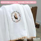 浴巾 浴巾家用成人男女比純棉吸水不掉毛速干網紅大毛巾可穿可裹ins風 618購物節