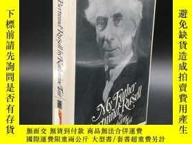 二手書博民逛書店1975年,My罕見Father, Bertrand Russe