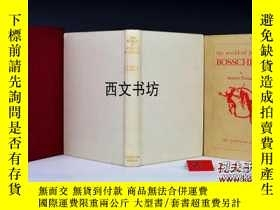 二手書博民逛書店【罕見】1932年倫敦出版珍品《 藝術家Jean de Boss