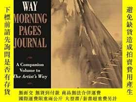 二手書博民逛書店The罕見Artist s Way Morning Pages JournalY364682 Cameron,