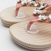 人字拖透明矽膠夾腳墊 一雙入 鞋墊 夾腳拖墊 防磨腳墊