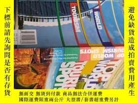 二手書博民逛書店2016罕見TOP WORLD TOURISM SPOTS 英文