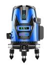 水平儀 德國綠光水平儀2線3線5線LD藍光激光紅外線高精度自動打線 晶彩 99免運LX