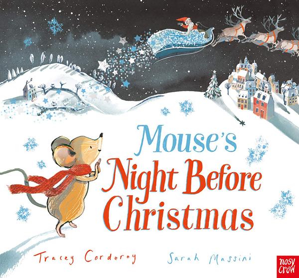 『線上聽.手上讀』MOUSE'S NIGHT BEFORE CHRISTMAS聖誕節英文繪本 (免費線上聽故事)