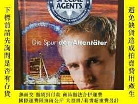 二手書博民逛書店Die罕見Spur Der Attentäter 【德文原版】Y12800 Fiona Kelly Raven