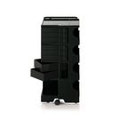 【預購】B-Line Boby Storage Mod.L H94.5cm 巴比 多層式系統 收納推車 - 特高尺寸 (八抽屜收納) 黑色款