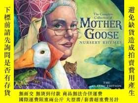 二手書博民逛書店The罕見Classic Collection of Mother Goose Nursery Rhymes (H