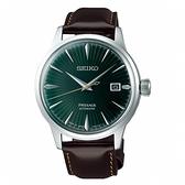 【分期0利率】SEIKO 精工錶 PRESAGE 箱型鏡面 40mm 機械錶 4R35-01T0M 原廠公司貨 SRPD37J1