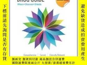 二手書博民逛書店Pearson罕見Nurse s Drug Guide 2014 (pearson Nurse s Drug Gu