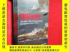 二手書博民逛書店Midway:罕見The Battle That Doomed