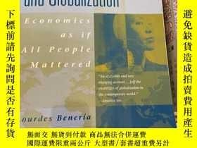 二手書博民逛書店Gender,罕見Development And GlobalizationY204445