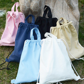 手提包 帆布包 手提袋 環保購物袋【DEB001-2】 BOBI  08/18