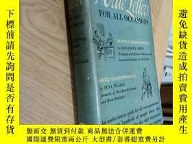 二手書博民逛書店How罕見to write Letters for all occasionsY349741