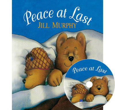 【麥克書店】PEACE AT LAST /單CD