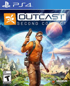 PS4 Outcast: Second Contact 時空英豪(美版代購)