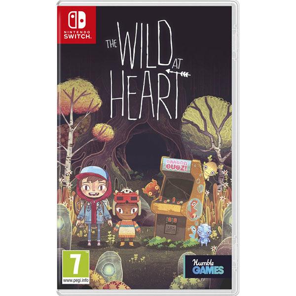 任天堂 NS Switch 狂野之心 The Wild at Heart 簡中英文版 台灣代理版【預購11/16】