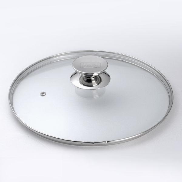 【Berndes 寶迪】黑鑽鈦金不沾鍋雙耳平底鍋 28cm(含玻璃鍋蓋) 電磁爐不可用