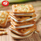 第二顆鈕釦.原味蔥軋餅(10入/袋,共2袋)﹍愛食網