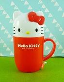 【震撼精品百貨】Hello Kitty 凱蒂貓~造型杯-KT圖案
