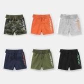 男童運動短褲子夏裝夏季童裝中褲1歲3小童寶寶兒童薄款嬰兒